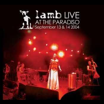 Lamb - Live at the Paradiso 2004 (2012)