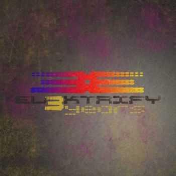 VA - 3 Years Elektrify Records (2012)