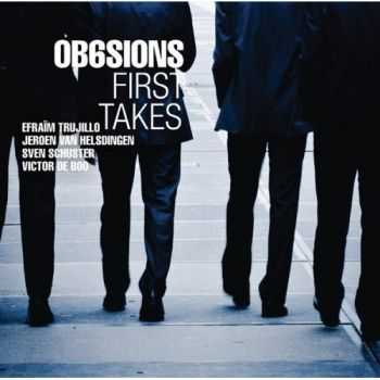 Ob6sions - First Takes (2012)