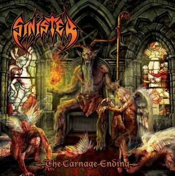 Sinister - The Carnage Ending (2012)