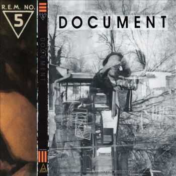 R.E.M. - Document (25th Anniversary Remaster) (2012)