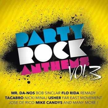 VA - Party Rock Anthems Vol.3 (2012)