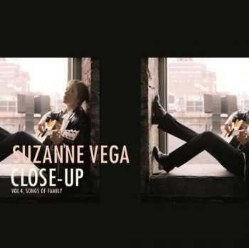 Suzanne Vega - Close-Up Vol. 4, Songs Of Family (2012)