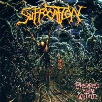 Suffocation - Pierced From Within (1995) (First Press Edition)