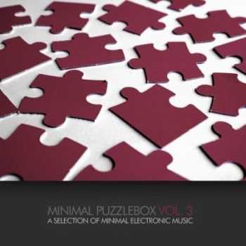 VA - Minimal Puzzlebox Vol 3 - A Selection of Minimal Electro Music (2012)