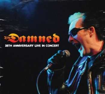 The Damned  - 35th Anniversary Tour Live in Concert  (2012)