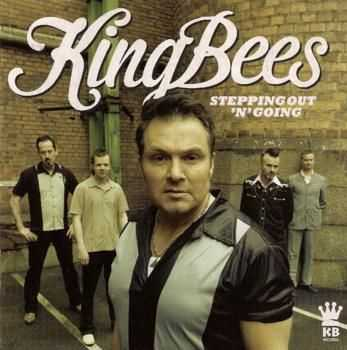 The KingBees - Stepping Out 'N' Going (2012)