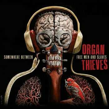 Organ Thieves - Somewhere Between Free Men And Slaves [Deluxe Edition] (2012)