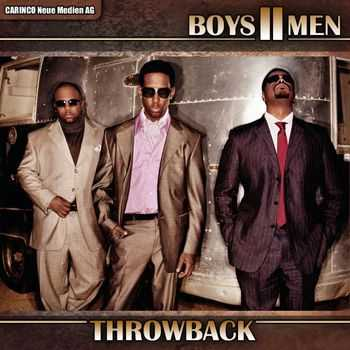 Boyz II Men - Boyz II Men - Throwback (2012)