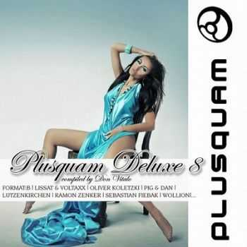 VA - Plusquam Deluxe Vol.8 (2012)