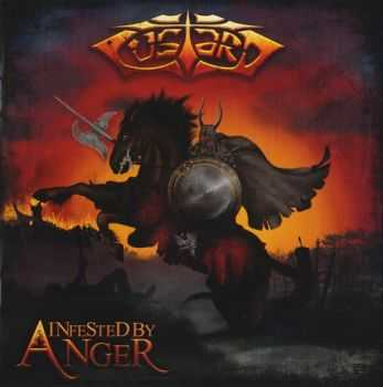 Custard - Infested By Anger (2012)