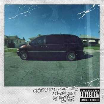 Kendrick Lamar - Good Kid, M.A.A.D City ( Deluxe Edition) (2012)