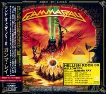 Gamma Ray - Land Of The Free II (Japanese Edition) 2007 (Lossless) + MP3