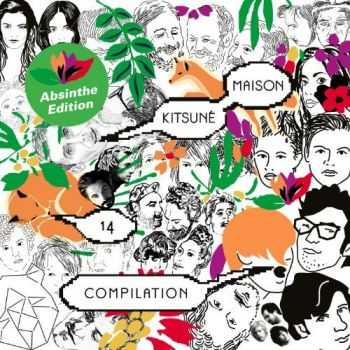 VA - Kitsuné Maison 14: The Tenth Anniversary Issue (2012)