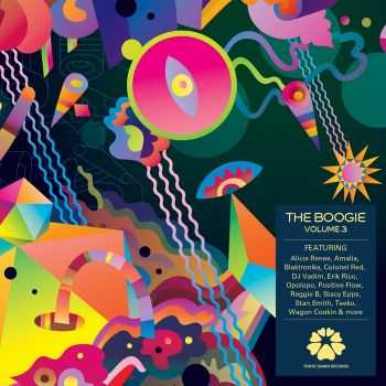VA - The Boogie Vol.3 (2012)