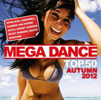 VA - Mega Dance Top 50 Autumn 2012 (2012)