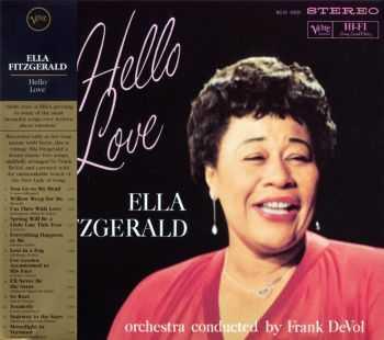Ella Fitzgerald - Hello Love 1960 (2004)