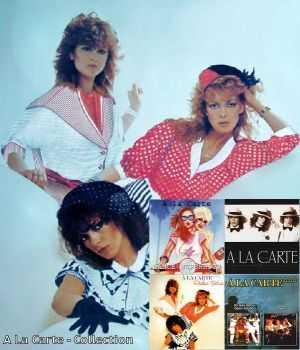 A La Carte - Collection (1980-2000) Lossless
