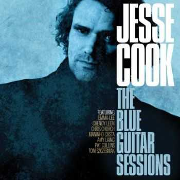 Jesse Cook - The Blue Guitar Sessions (2012)