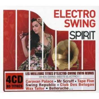 VA - Electro Swing Of Spirit 4CD [Box Set] (2012)