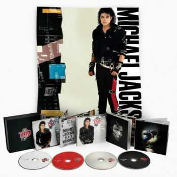 Michael Jackson - Bad 25 [3CD + DVD Deluxe Edition Box Set] (2012) FLAC