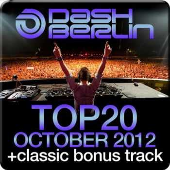 Dash Berlin Top 20 October 2012 (2012)