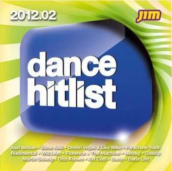 VA - Dance Hitlist 2012.02 (2012)