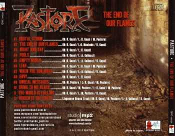 Pastore - The End Of Our Flames (Japan CD) (2012) (Lossless)