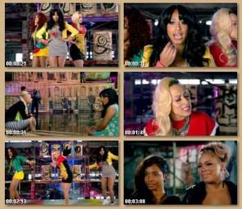 Stooshe - Waterfalls (2012)
