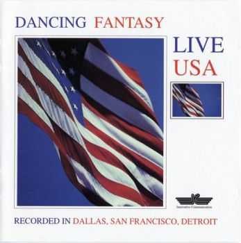 Dancing Fantasy - Live USA (1994)