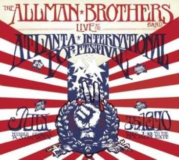 The Allman Brothers Band - Live at the Atlanta International Pop Festival: July 3 & 5, 1970 (2003)