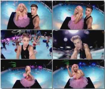 Justin Bieber ft. Nicki Minaj - Beauty And A Beat (2012)