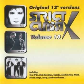 Various Artists - Strict Classix Vol.10 (2001)