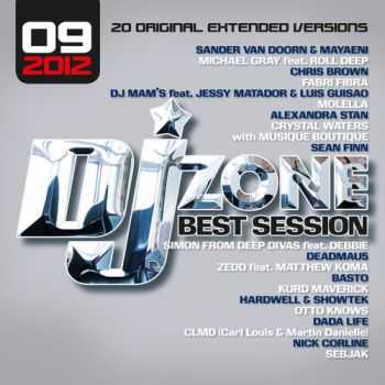 VA - Dj Zone - Best Session 09/2012 (2012)