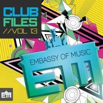 VA - Club Files Vol.13 (2012)