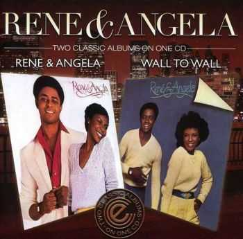 Rene & Angela ‎– Rene & Angela / Wall To Wall (2012)