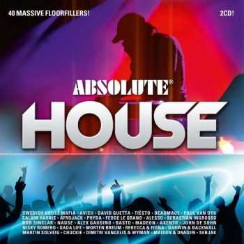 VA - Absolute House (2012)