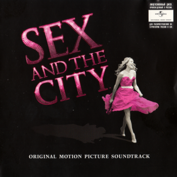 VA - Sex And The City [Original Motion Picture Soundtrack] (2008) WavPack