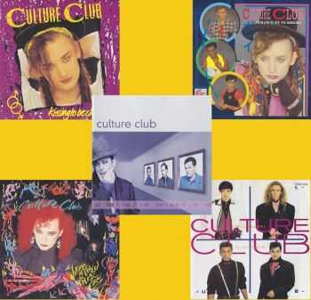 Culture Club - Collection (5 CD) 1982-1999