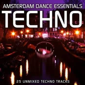 Amsterdam Dance Essentials: Techno (2012)
