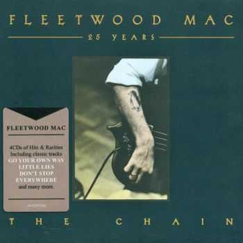 Fleetwood Mac - 25 Years - The Chain 1992 [BoxSet] (2012)WavPack