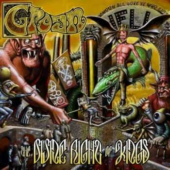 Groan - The Divine Right Of Kings (2012)