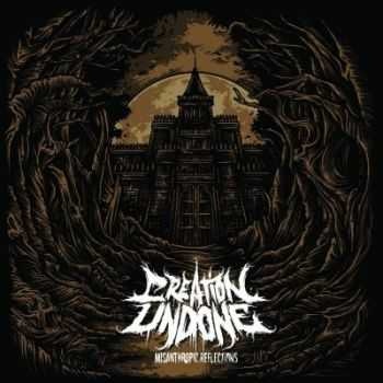 Creation Undone - Misanthropic Reflections [EP] (2012)