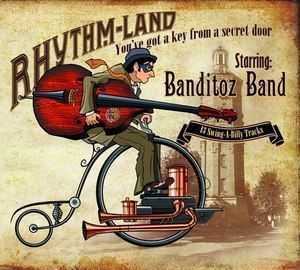 Banditoz Band - Rhythm-Land (2012)