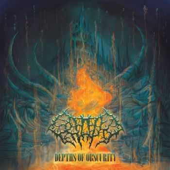 Splattered Entrails - Depths Of Obscurity (2012)