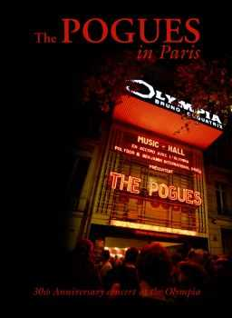 The Pogues - 30th Anniversary Concert At The Olympia  (2012)