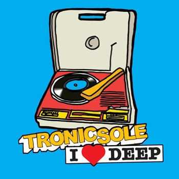 Tronicsole: I Heart Deep (Blue) (2012)