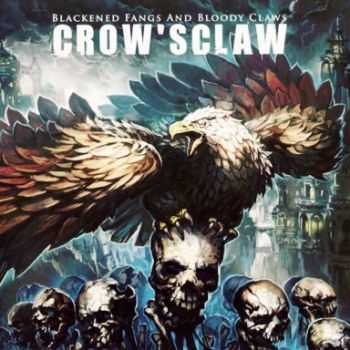 Crow'Sclaw -  Blackened Fangs And (2011)