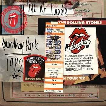 The Rolling Stones - Live At Leeds Roundhay Park (2012)