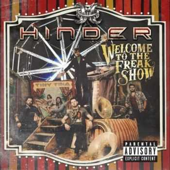 Hinder - Welcome To The Freakshow (2012)
